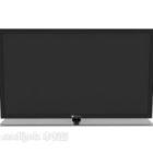 LCD TV platt bas