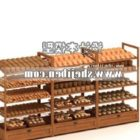 Lager Trähylla Möbler