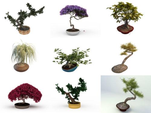 10 Bonsai-ilmaista 3D-mallia - viikko 2020-39