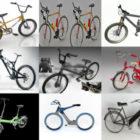 10 HQ Bicycle Free 3D Models – Week 2020-38