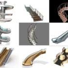 10 Stair Free 3D Models – Week 2020-38