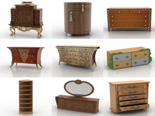12 modelos de Wood Locker 3D - Colección Semana 2020-36