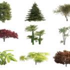 20 Realistiske træfri 3D-modeller