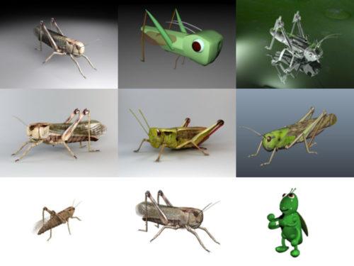 Colección Top 10 de modelos 3D gratuitos de Grasshopper