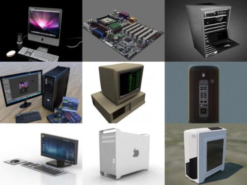 10 نماذج ثلاثية الأبعاد مجانية لأجهزة الكمبيوتر - الأسبوع 3-2020