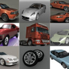 10 Maya Car 3D Models – Day 15 Oct 2020
