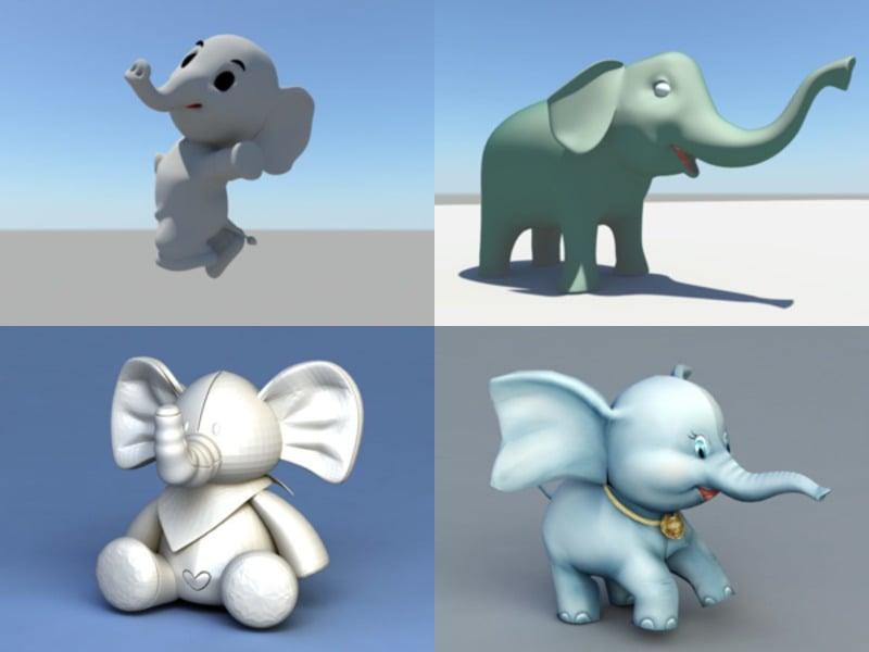 6 عارضات رسوم متحركة ثلاثية الأبعاد مجانية - الأسبوع 3-2020