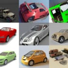 Top 12 Fbx Car 3D Models – Day 25 Oct 2020
