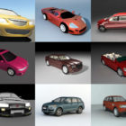 Top 9 Maya Car 3D Models – Day 23 Oct 2020